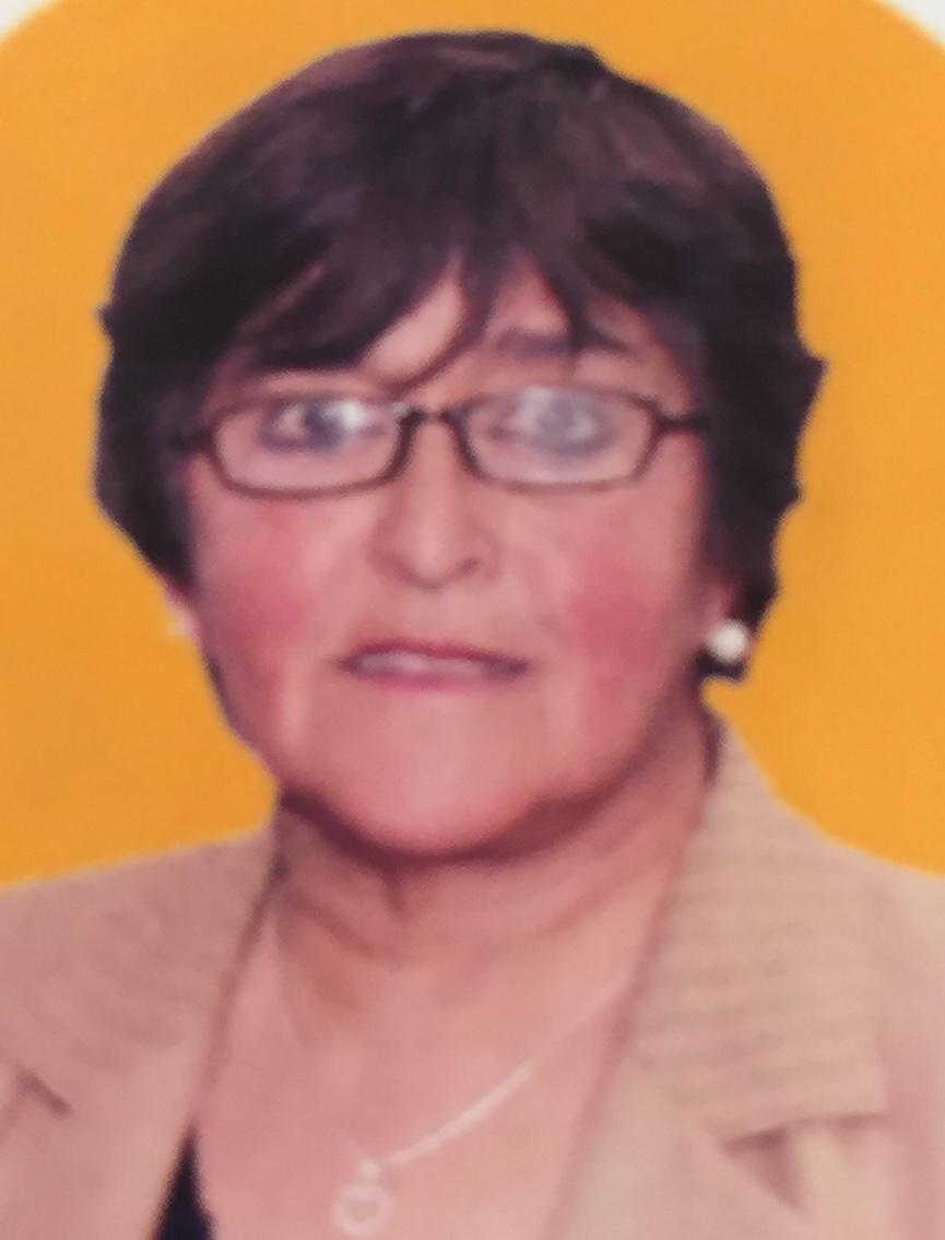 Sra. Maritza Zenteno